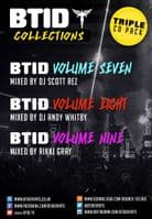 BTID - Collections - Volumes 7, 8, 9  - CD Pack